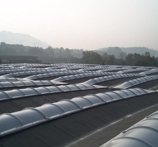 lucernari, shed, pensiline, bonifiche amianto, impermeabilizzazioni