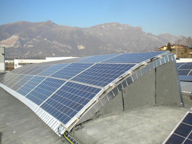 Colazzo coperture, sistemi per fotovoltaico